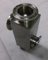 customized precision machinery components