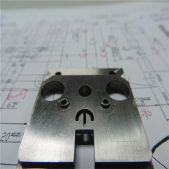Precsion milled automation parts